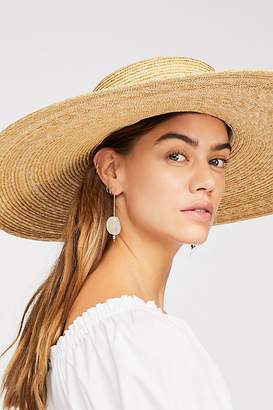 Lack Of Colour Ultra Wide Spencer Straw Hat