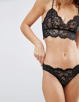 Weekday Lace Brief