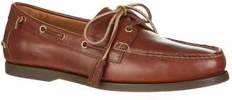 Polo Ralph Lauren Leather Merton Boat Shoes