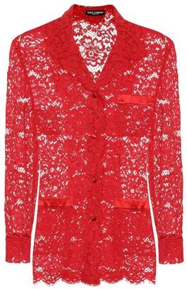 Dolce & Gabbana Lace jacket