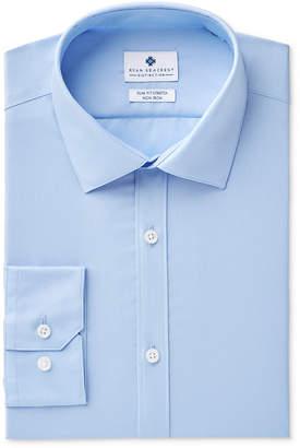 Ryan Seacrest Distinction Men's Ultimate Slim-Fit Non-Iron Performance Stretch Dress Shirt