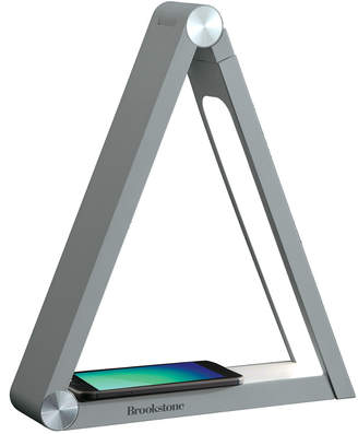Brookstone Triangle Smart Lamp