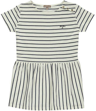 Emile et Ida Sale - Striped Jersey Dress
