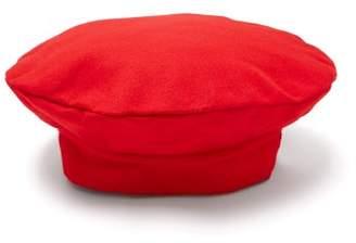 Charles Jeffrey Loverboy - Tasmania Wool Beret - Womens - Red