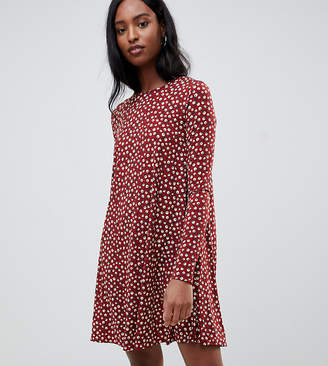 Glamorous Tall circle print swing dress