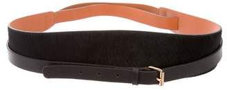 MAISON BOINET Ponyhair Wrap-Around Belt