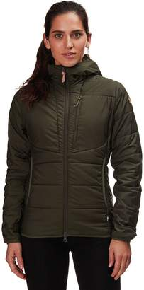 Fjallraven Keb Padded Hooded Jacket - Women's