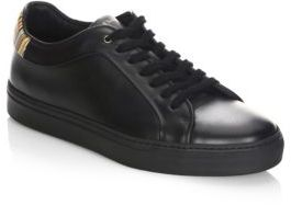 Paul Smith Basso Lace-Up Sneakers $395 thestylecure.com