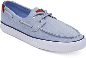 9abe72ce74b77d Tommy Hilfiger Men Petes Boat Shoes Men Shoes