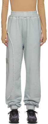 A-Cold-Wall* Grey Restitch Lounge Pants