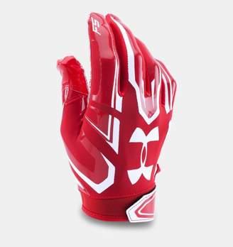 Under Armour Boys' UA F5 Football Gloves