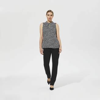 Karl Lagerfeld Paris Sleeveless Blouse