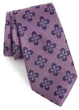 Nordstrom Manistee Floral Silk Tie