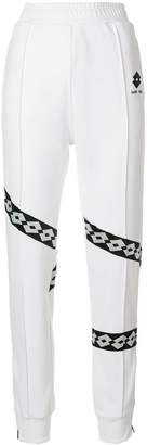 Damir Doma border print trousers