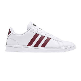 adidas Cloudfoam Advantage Mens Sneakers Lace-up