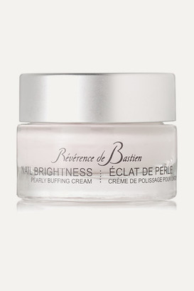 Bastien REVERENCE DE Nail Brightness Pearly Buffing Cream, 14ml - Colorless