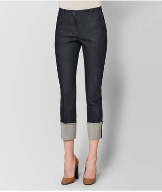 Bottega Veneta Blue Cotton Pant