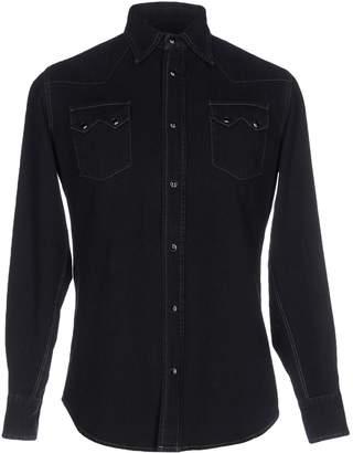 Master Coat Denim shirts
