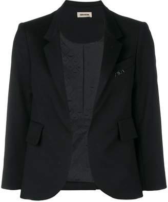 Zadig & Voltaire Zadig&Voltaire Verys cropped blazer