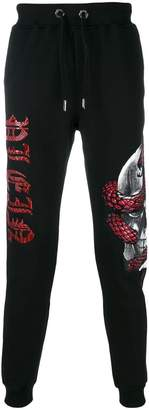 Philipp Plein Motivation joggers