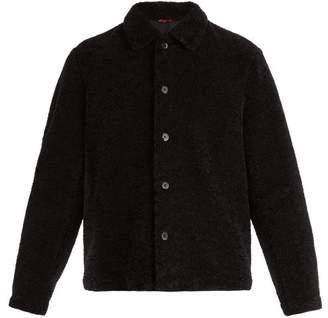 Barena Venezia - Ori Fleece Short Coat - Mens - Black
