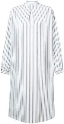 Y's striped shirt dress