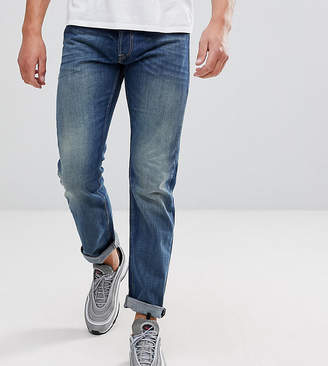 Replay Grover straight jeans in light wash