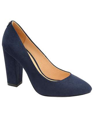 4126282ec96 Ravel Roxton Block Heeled Court Shoes