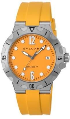 Bvlgari 【48%OFF】ブルガリブルガリ 腕時計 DP41C10SVSDユニセックスイエローF【 】【セール開催中】
