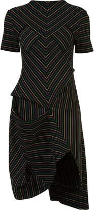 J.W.Anderson striped dress