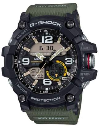 G-Shock BABY-G 'Mudmaster' Ana-Digi Watch, 56mm