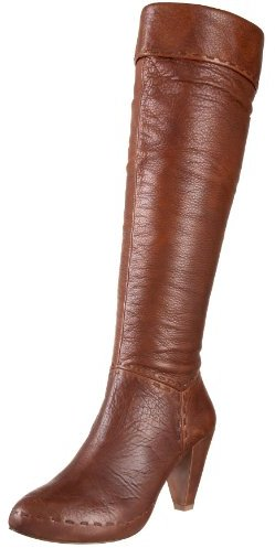 Gentle Souls Women's Two Tone Knee-High Boot