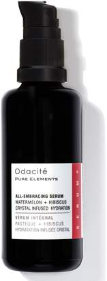 Odacite All-Embracing Serum Watermelon + Hibiscus Crystal Infused Hydration