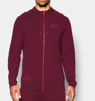 Under Armour Men's SC30 UA Threadborne Full Zip Hoodie