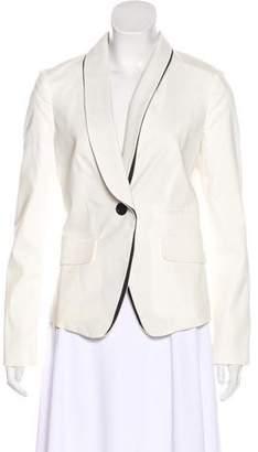 Tibi Shawl Collar Blazer