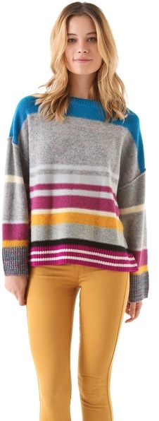 Sonia by sonia rykiel Wide Sleeve Sweater
