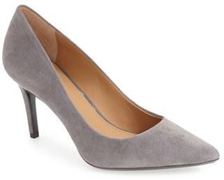 Women's Calvin Klein 'Gayle' Pointy Toe Pump $99.95 thestylecure.com
