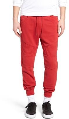 Men's True Religion Brand Jeans Moto Sweatpants $199 thestylecure.com