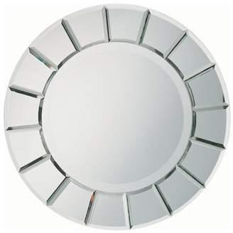 Coaster Company Round Contemporary Mirror