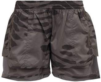 adidas by Stella McCartney Run M20 Shorts - Womens - Grey