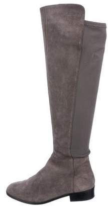MICHAEL Michael Kors Suede Over-The-Knee Boots