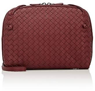 Bottega Veneta Women's Intrecciato Messenger $1,550 thestylecure.com