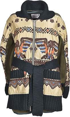 Sacai Zip-up Jacket
