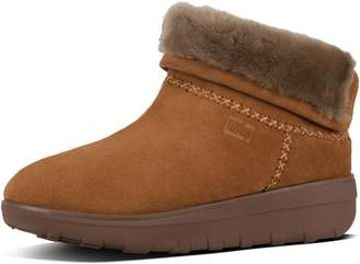 FitFlop Mukluk Shorty Ii Suede Boots