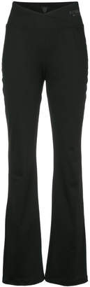 Marc Cain high waist straight leg sports trousers
