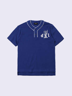 Diesel KIDS T-shirts and Tops KYAAB - Blue - 10Y