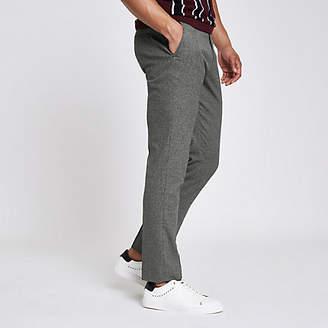 River Island Grey skinny smart pants