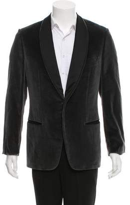 Gucci Velvet Tuxedo Jacket