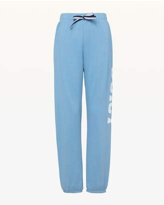 Juicy Couture Jxjc Juicy Jumbo Logo Terry Pant
