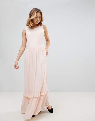 Selected Nora Sleeveless Maxi Dress